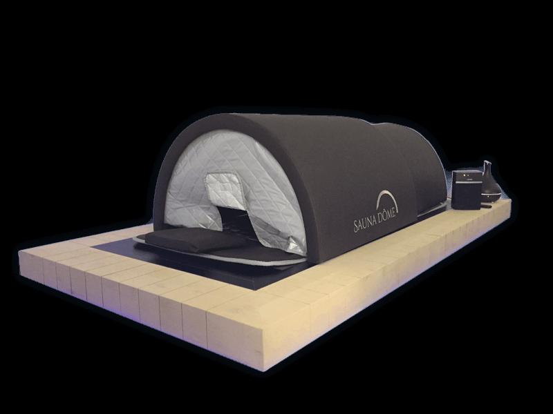 Photo du sauna japonais pour les professionnels